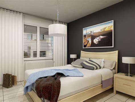 Dormitorios pequeños | Decoración Retro