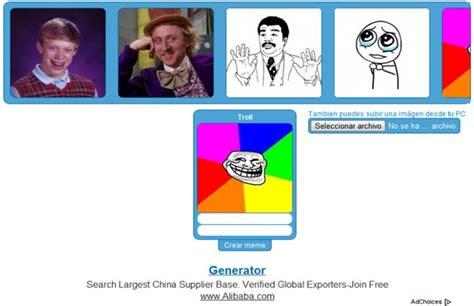 Dos opciones online gratuitas para crear memes   Soft & Apps