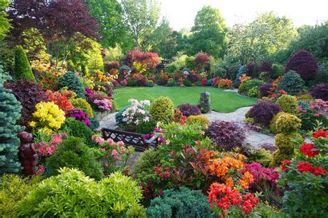 Drelis Gardens: Four Seasons Garden   The most beautiful ...