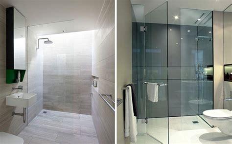 | Duchas modernas para la decoración del baño