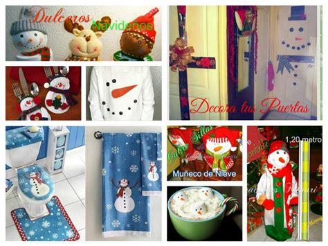 dulceros de muneco de nieve | facilisimo.com