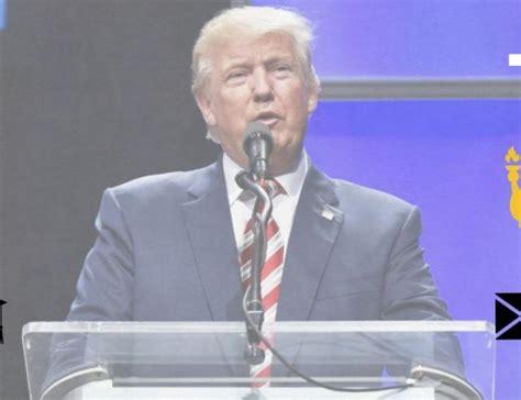 Edad, peso y religión: Donald Trump en una foto ...