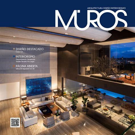 Edición 8   Revista Muros Arquitectura Diseño Interiorismo ...