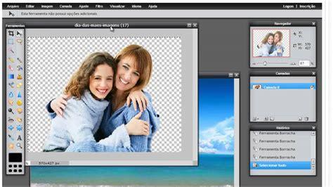 Editor de fotos online   Como mudar o fundo de uma imagem ...