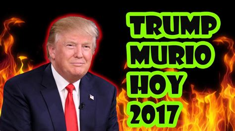 EEUU ULTIMAS NOTICIAS DE DONALD TRUMP 2017, DONALD TRUMP ...