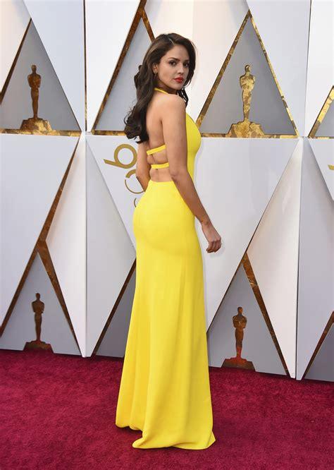 Eiza González en los Premios Oscar 2018 | Premios Oscar ...