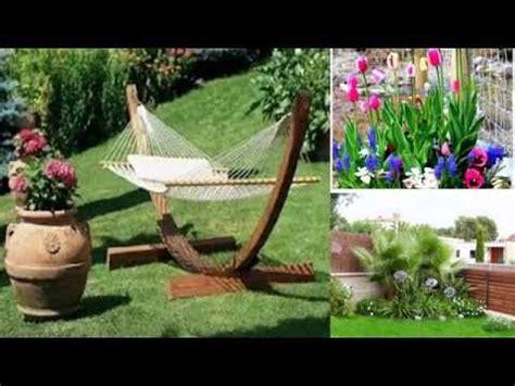 Ejemplo de pequeños jardines y patios decorados Video 3 de ...