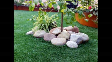 Ejemplos de patios y jardines pequeños decorados. Video 1 ...