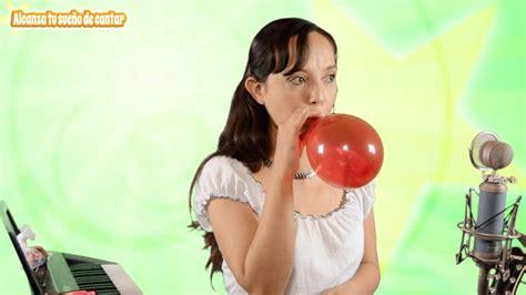 Ejercicios de respiración con globos, fortalecer pulmones ...
