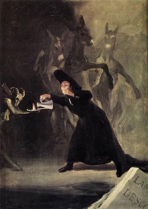 El Arte Macabro de Goya   Taringa!