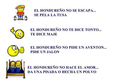 El Buen Lenguaje Del HondureñO