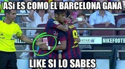 El Clásico Barcelona   Madrid visto con humor: los mejores ...