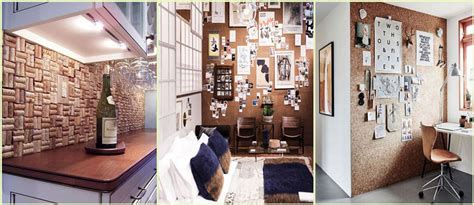 El corcho pura tendencia para decorar tu hogar