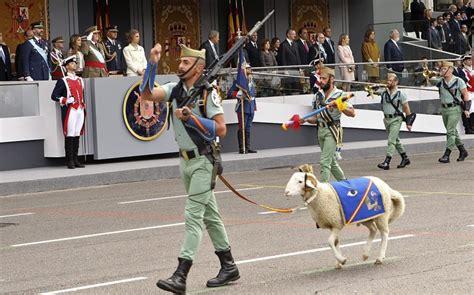 El desfile del 12 de octubre vuelve a prescindir de los ...