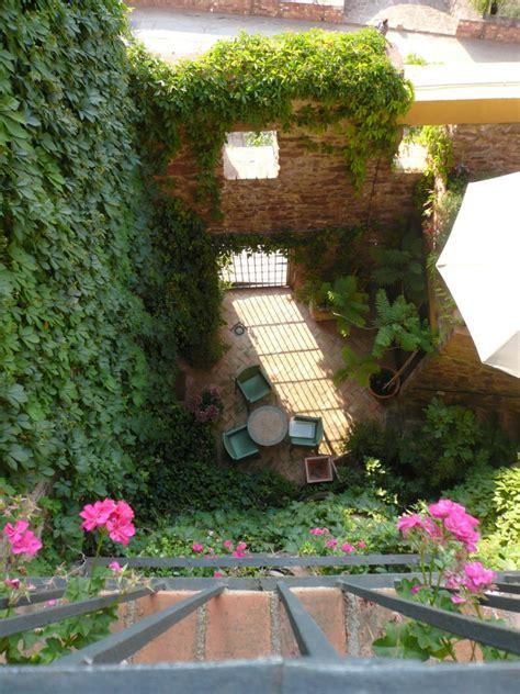 El encanto de un jardín vertical.