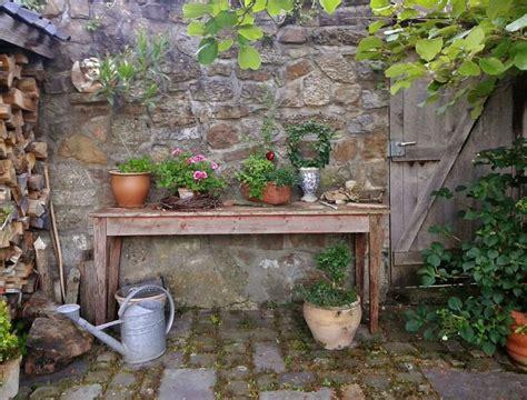 El jardín rústico: el campo en casa   Plantas