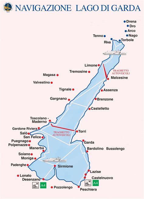 El lago de Garda   Guía Blog Italia