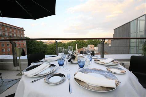El mirador del Thyssen: cenas con vinos con alma en una ...