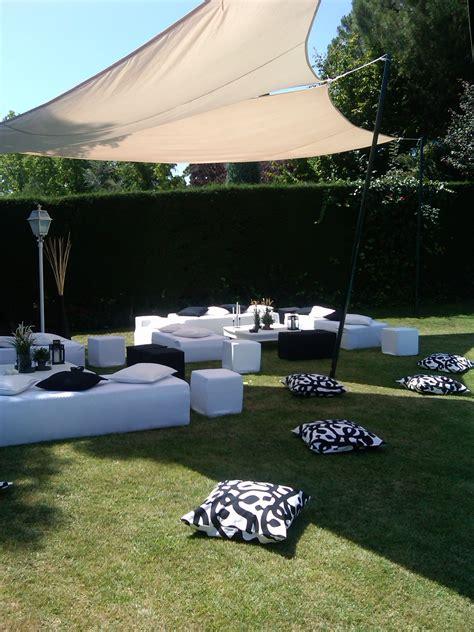 El mobiliario Chill Out reina las fiestas al aire libre ...