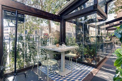 El restaurante con terraza favorito de algunos amigos ...