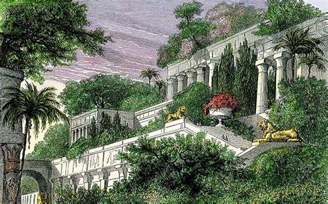 """El """"emplazamiento real"""" de los Jardines Colgantes de ..."""