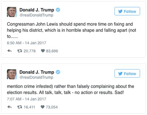 Elizabeth Warren Defends John Lewis After Trump Attacked ...