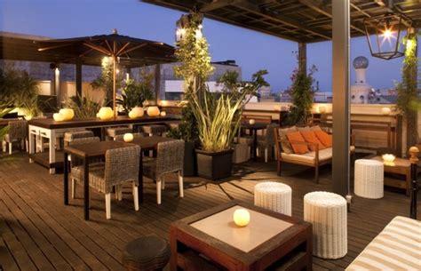 Empieza la temporada de las terrazas de los Hoteles de ...