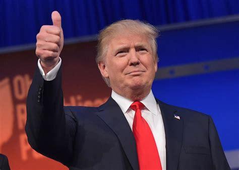 Empresário Donald Trump é eleito presidente dos Estados ...