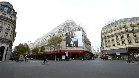 En imágenes: desolación en las calles de París tras los ...