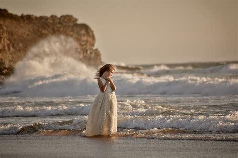 en la playa fotos comunión diferentes elegantes madrid ...
