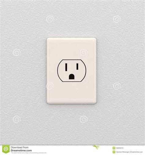 Enchufe eléctrico imagen de archivo. Imagen de ilustración ...