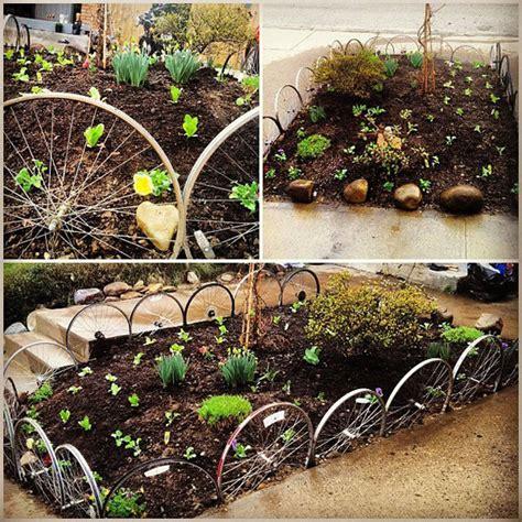 engaños decoración de jardines con poco dinero