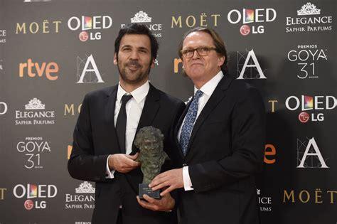 Enrique Costa ganador del Goya 2017 a Mejor Película ...