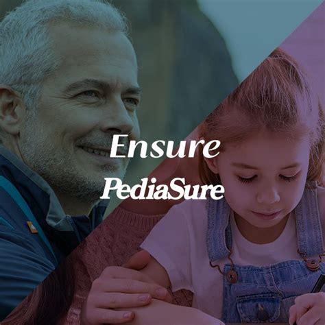 Ensure e Pediasure | Plural Digital