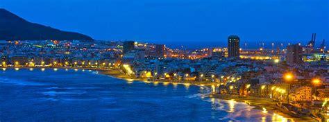 Erkundungstour in der Stadt Las Palmas de Gran Canaria ...