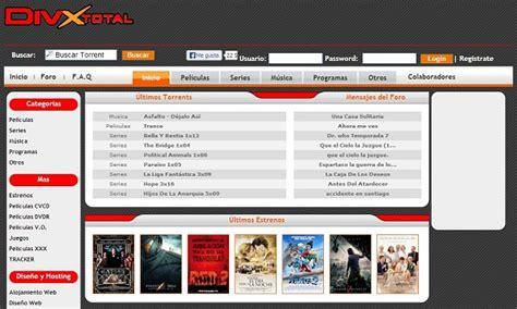 ¿Es posible descargar Divxtotal estrenos desde un teléfono ...