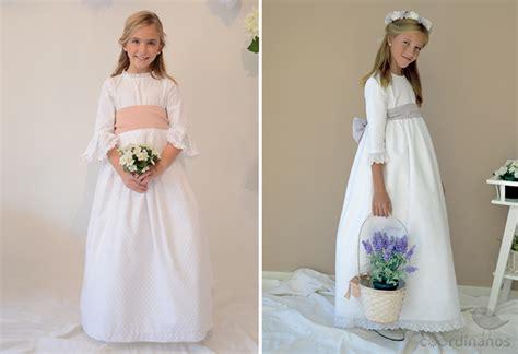 Especial Primera Comunión... ¡Más vestidos para niñas ...