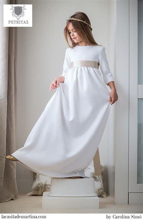 ESPECIAL trajes de COMUNIÓN 2015 by PETRITAS moda infantil ...