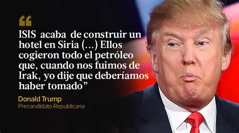 Estados Unidos: las 10 frases que Donald Trump nos dejó en ...