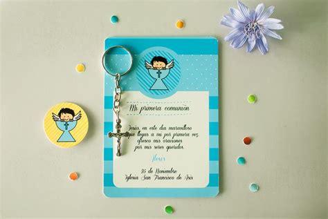 estampita de comunión azul | comunión | Pinterest