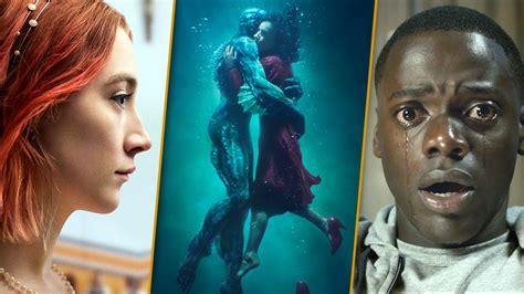 Estas son las 9 películas nominadas al Oscar 2018