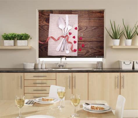 Estor enrollable cocina diseño ambient   Enrollables ...