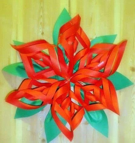 Estrella de navidad con papel | Manualidades para niños