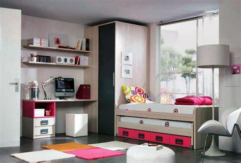 estupendo habitaciones juveniles modernas con dos camas y ...