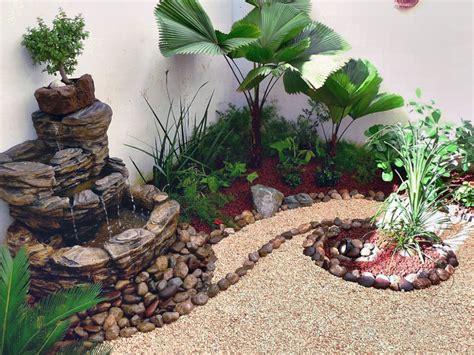 estupendo jardines pequenos interior casa por decoracion ...
