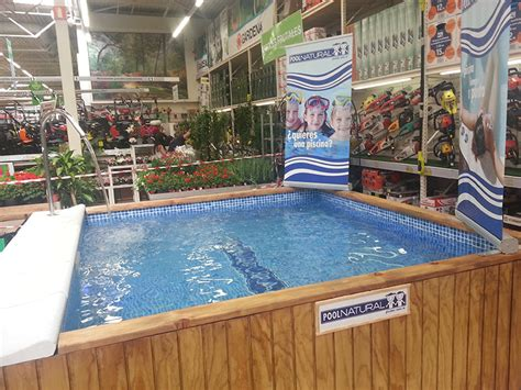 Exposiciones Pool Natural