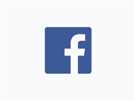 Facebook Logo Animation by Sonny   Dribbble