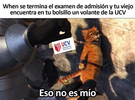 Facebook: LoS memes más divertidos tras examen de admisión ...