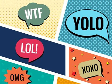 """Facebook: sabes qué significan """"Lol"""", """"Xoxo"""", """"LMFO ..."""