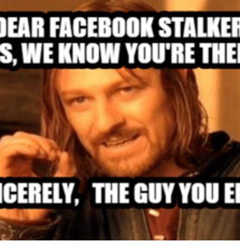 Facebook Stalker Memes | www.pixshark.com   Images ...